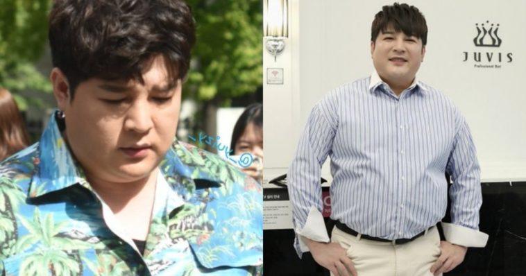 Pierdere în greutate Kangin super junior)
